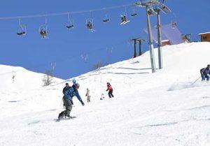 Vacanze sulla neve a Bardonecchia