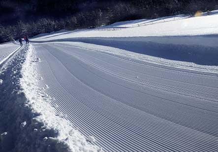 e021ca8afa16b Per tutti gli appassionati dello sci nordico la pista ha uno sviluppo di 8  e permette
