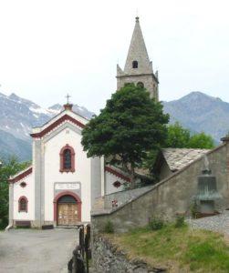 Chiesa Parrocchiale S.Andrea Apostolo Bardonecchia