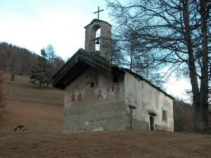 Cappella SS. Andrea e Giacomo ad Horres Bardonecchia