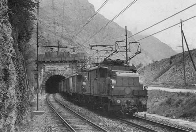 Traforo Ferroviario del Frejus