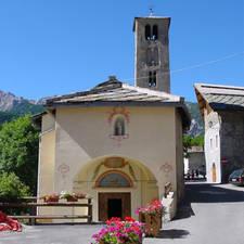 Chiesa Parrocchiale di S.Lorenzo Martire Les Arnauds Bardonecchia