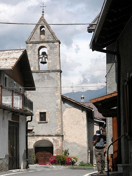 Cappella Madonna del Carmine Bardonecchia