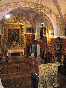 MUSEO DI ARTE RELIGIOSA ALPINA DI MELEZET