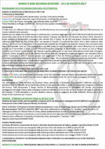 Bardo E Bike programma bici elettriche ecologiche a pedalata assistita