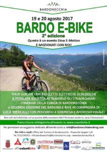 Bardo E Bike bici elettriche ecologiche a pedalata assistita edizione 2017