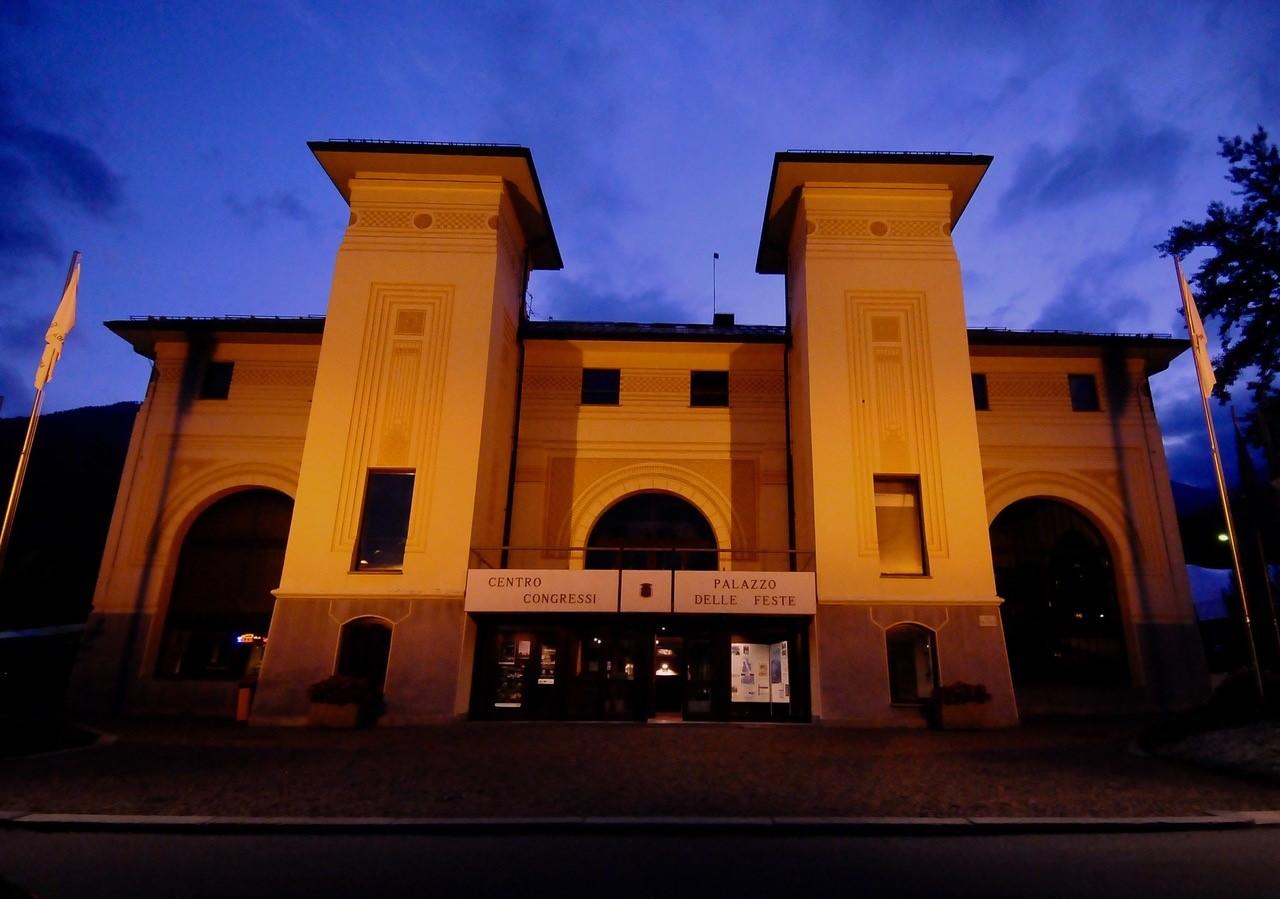 Bardonecchia, il palazzo delle Feste