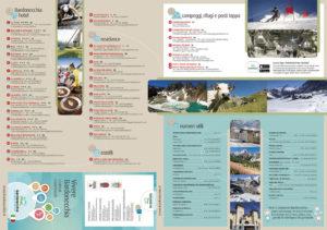 informazioni e servizi cartina turistica bardonecchia