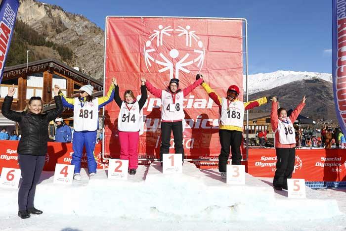 XXX Giochi Nazionali Invernali Special Olympics a Bardonecchia