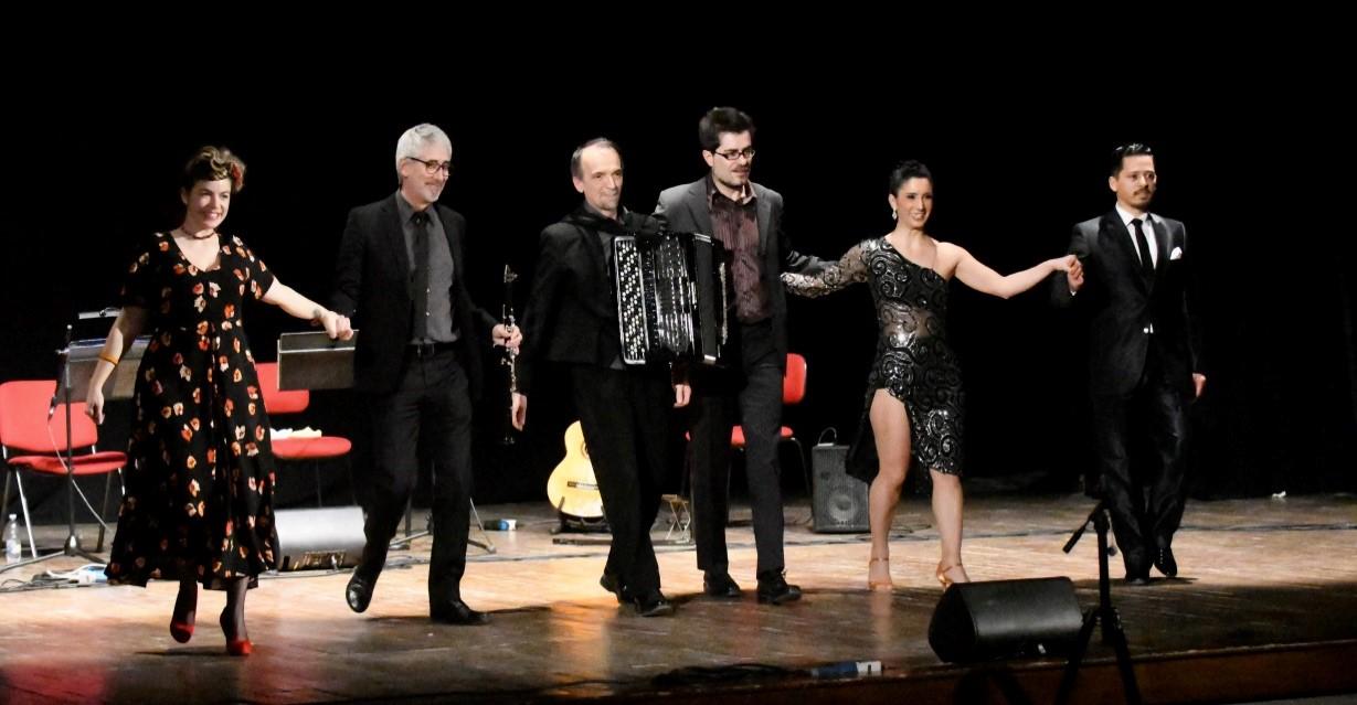 Tango rosso Argentina, un successo per la rassegna culturale Scena 1312