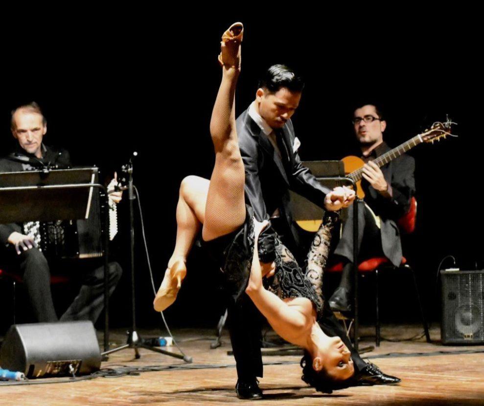 Tango Rosso Argentina (Foto Gian Spagnolo) 2