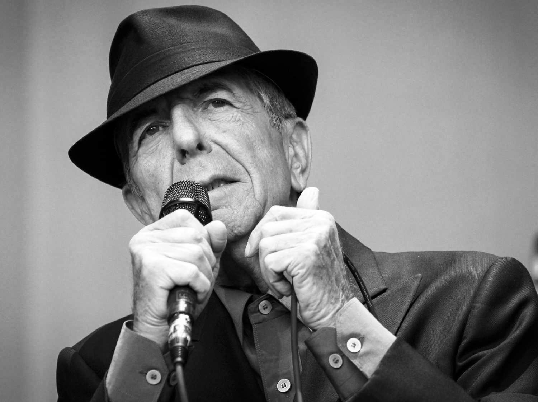 I'm your man – Omaggio al cantautore canadese Leonard Cohen