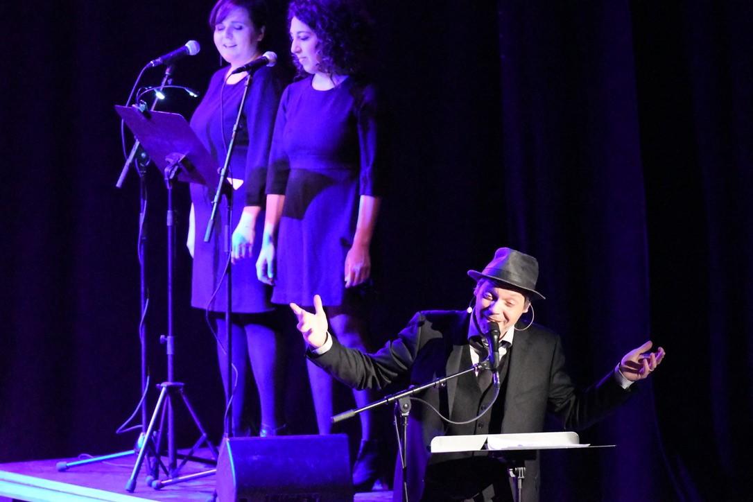 I'm your man-Leonard Cohen (Foto Gian Spagnolo)