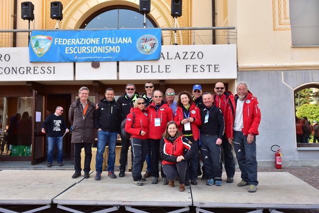 Gli organizzatori Foto Stefano Duetta