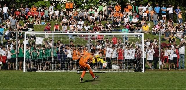 Calcio di rigore Bardonecchia Cup 2019