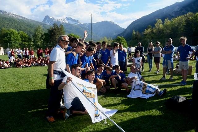 Premiazione 1a Bardonecchia Cup 2019