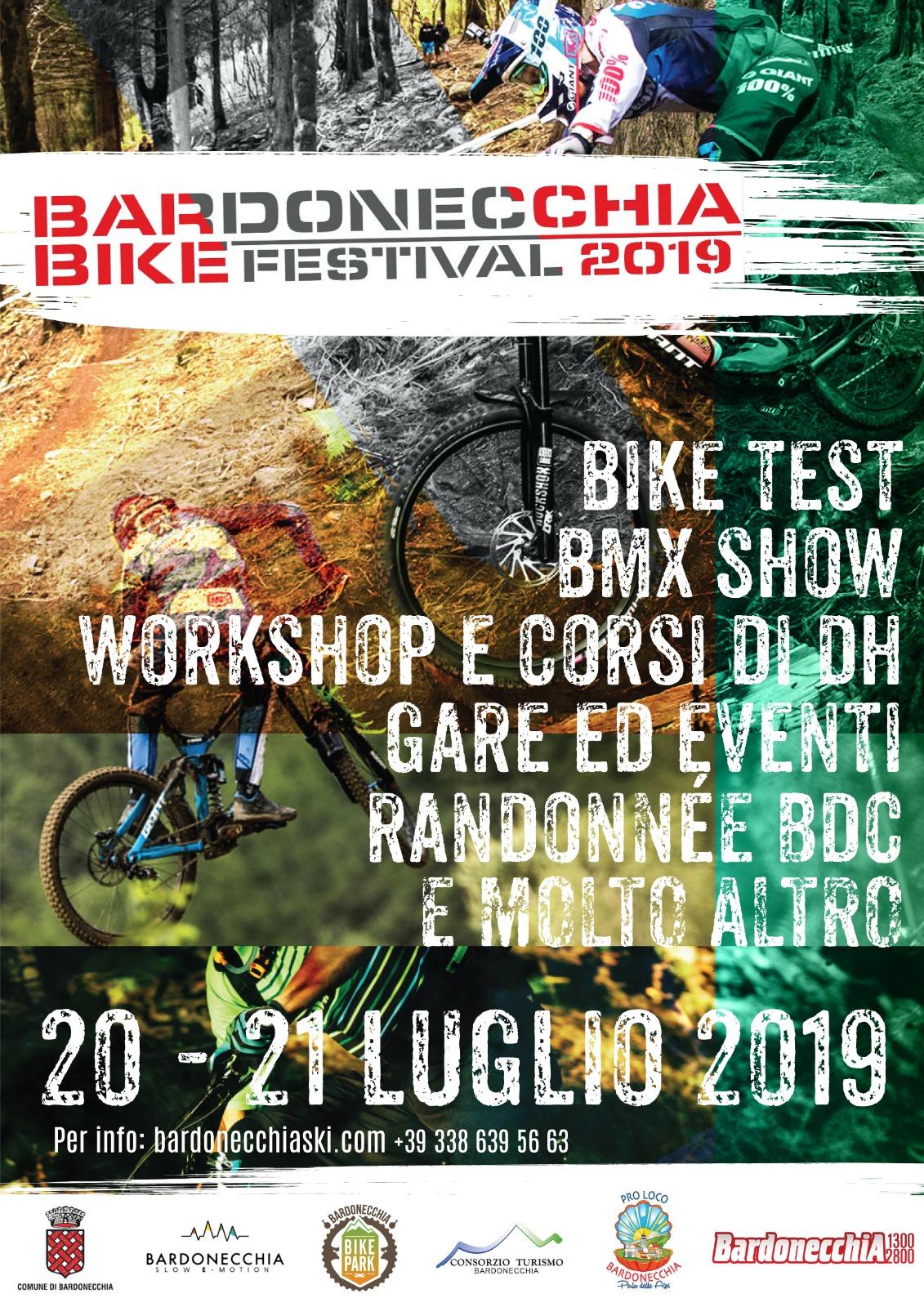BARDONECCHIA BIKE FESTIVAL: 2 GIORNI DI FESTA CON LE 2 RUOTE