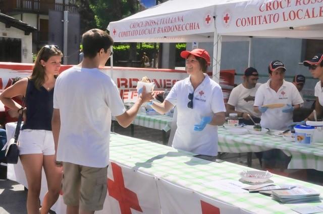 Croce Rosso di Bardonecchia, Estate 2019, Comuni Alta Val di Susa