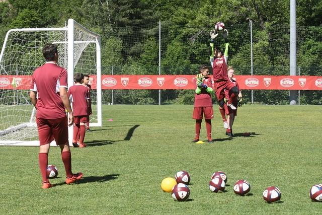 Camp Torino Calcio Foto 3 Gian Spagnolo