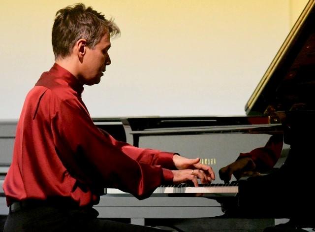 Concerto Pietro De Maria, Foto 2 Gian Spagnolo
