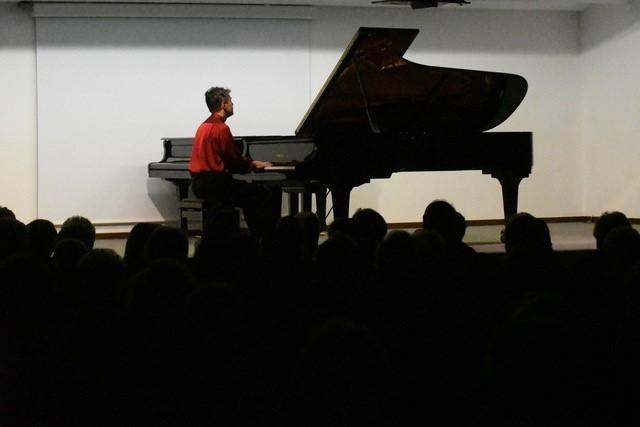 Concerto Pietro De Maria, Foto 3 Gian Spagnolo