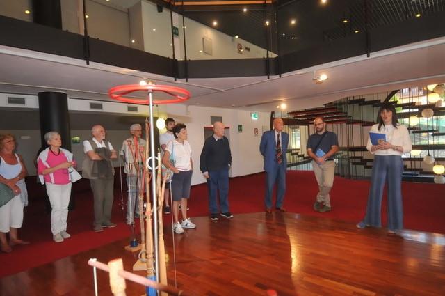 Inaugurazione Mostra Eugenio Bolley 4 Foto Gian Spagnolo