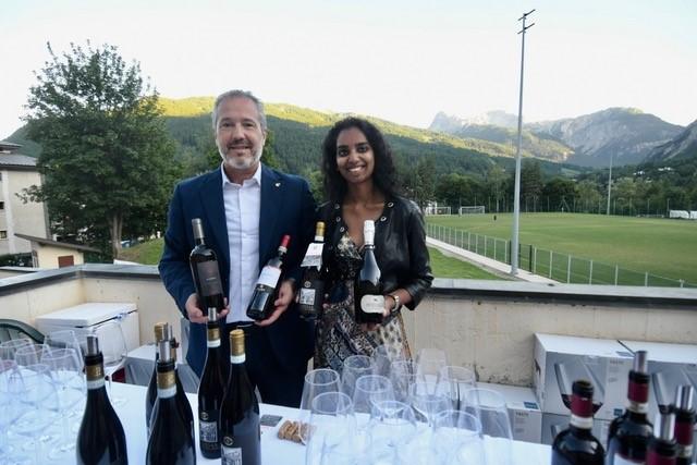 Lettura teatrale e degustazione 4 vini eroici Foto3 Gian Spagnolo