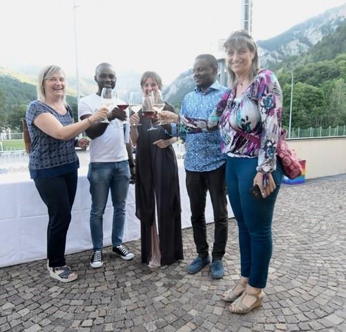 Lettura teatrale e degustazione 4 vini eroici Foto4 Gian Spagnolo