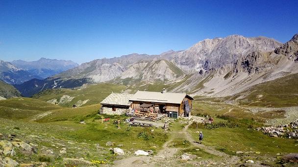 Rifugio Bardonecchia Tappa Marcia Alpina Bardonecchia-Modane-Valfrejus