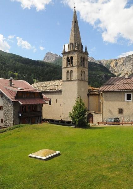 Melezet, Chiesa esterno Foto Gian Spagnolo