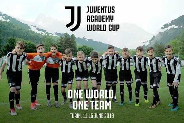 """Seconda edizione """"Juve Academy World Cup"""""""