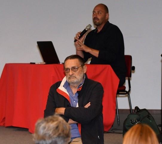 Conferenza storica Valerio Tonini - Bardonecchia