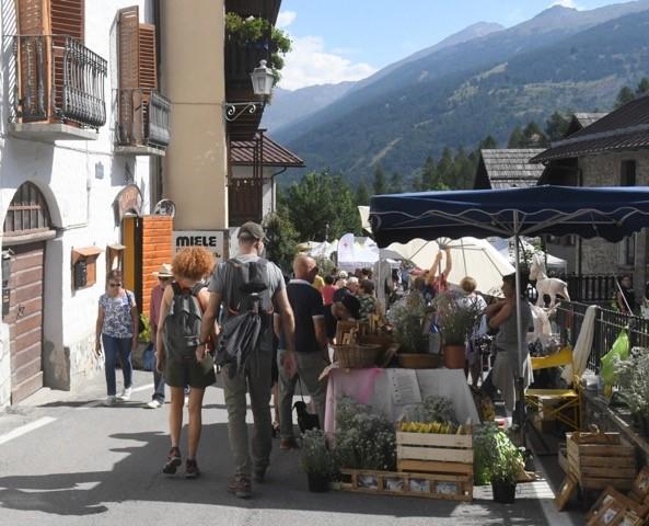 Festa Patronale di San Lorenzo Les Arnauds Bardonecchia