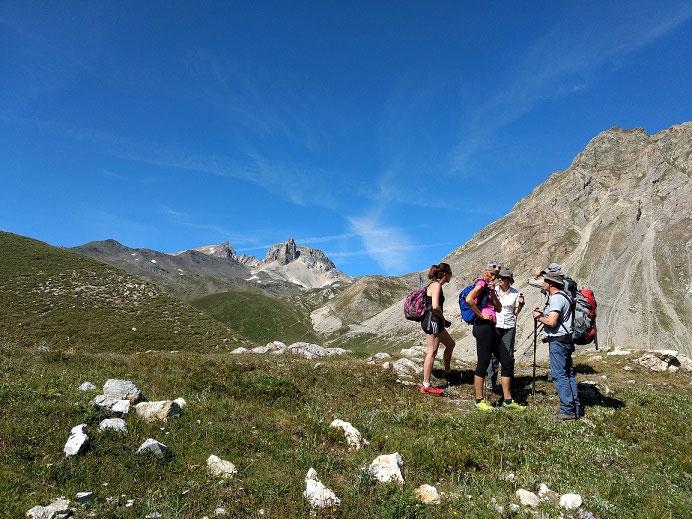 Colle di Valle Stretta: marcia alpina 2019 Bardonecchia