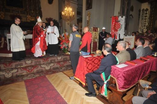 Santa Messa Festa Patronale Bardonecchia
