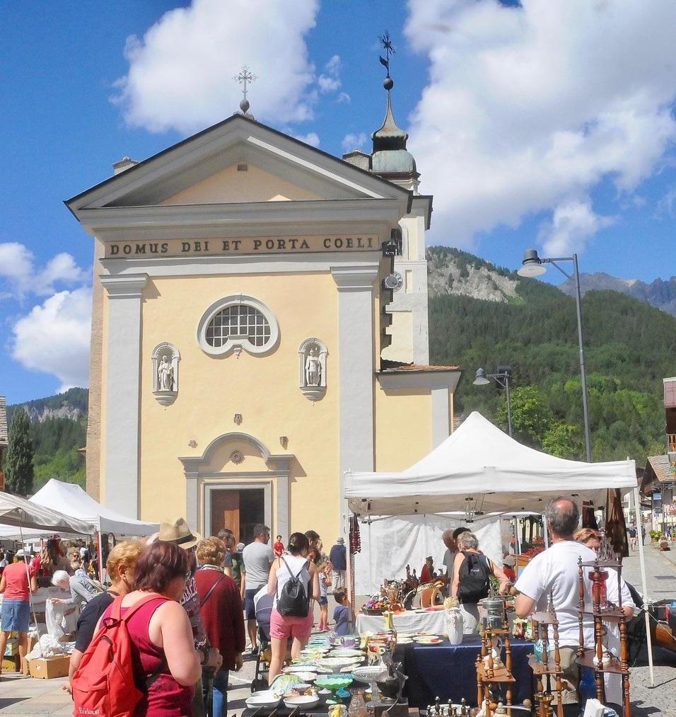 FESTA PATRONALE DI SANT'IPPOLITO - Bardonecchia