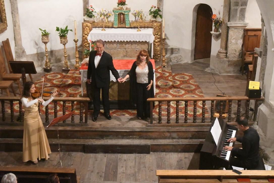 BARDONECCHIA:CONCERTO DI MUSICA CLASSICA THAT'S AMORE: DALL'ITALIA AL MONDO CANTANDO D'AMORE
