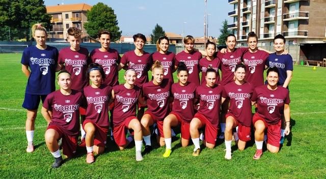 Torino Calcio Femminile, foto1