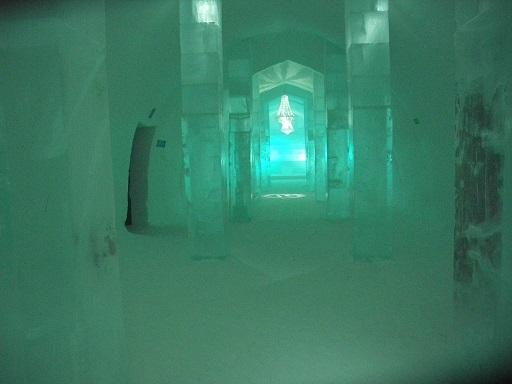 Oltre il circolo polare…un albergo di ghiaccio - conferenza Castagno, Bardonecchia