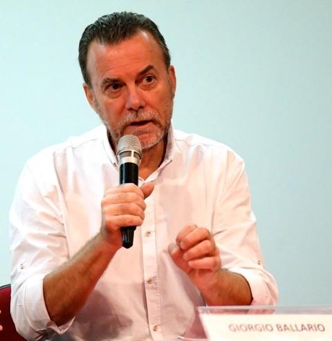 Giorgio Ballario, presidente di Torinoir. Foto Gian Spagnolo