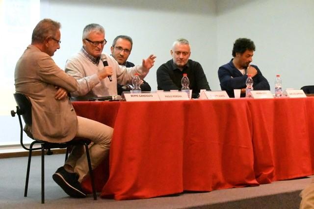 """BARDONECCHIA INAUGURATO IL 2° FESTIVAL LETTERARIO """"MONTAGNE IN NOIR"""""""