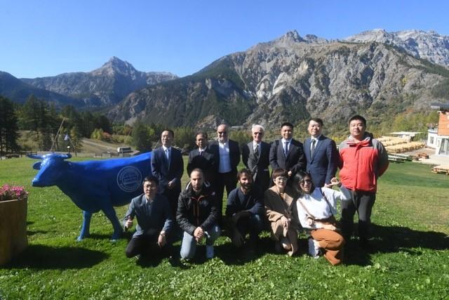CS Cinesi in visita Foto Gian Spagnolo 10