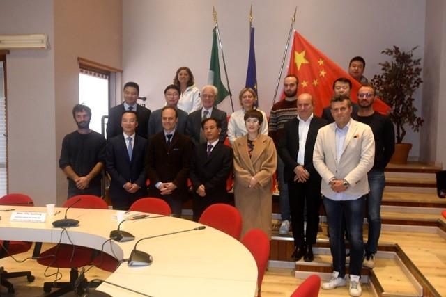 CS Visita cinesi Foto Gian Spagnolo 8