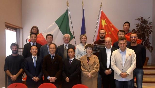 CS Visita cinesi Foto Gian Spagnolo 9