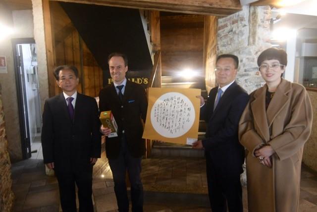 CS Visita cinesi, foto Gian Spagnolo 1