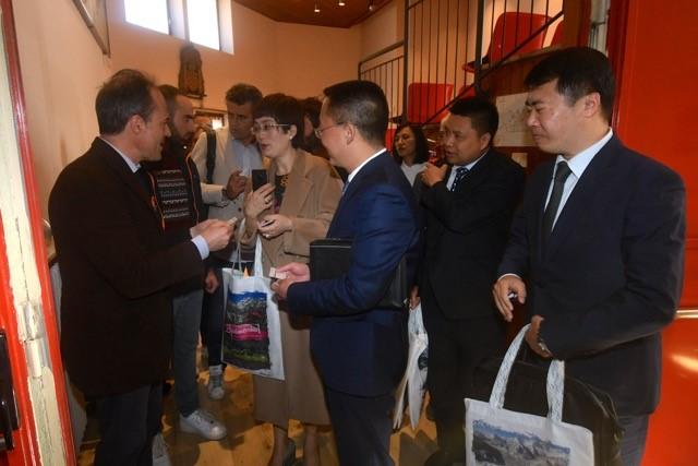 CS Visita cinesi, foto Gian Spagnolo 4