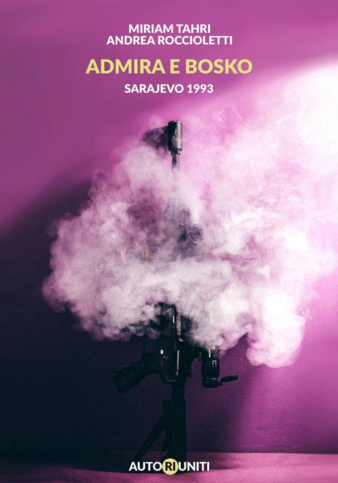 "Mountain book - ""ADMIRA E BOSKO. SARAJEVO 1993"""