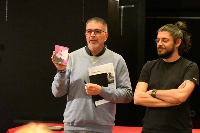 Bardonecchia - Incontro con Andrea Roccioletti - Foto Gian Spagnolo
