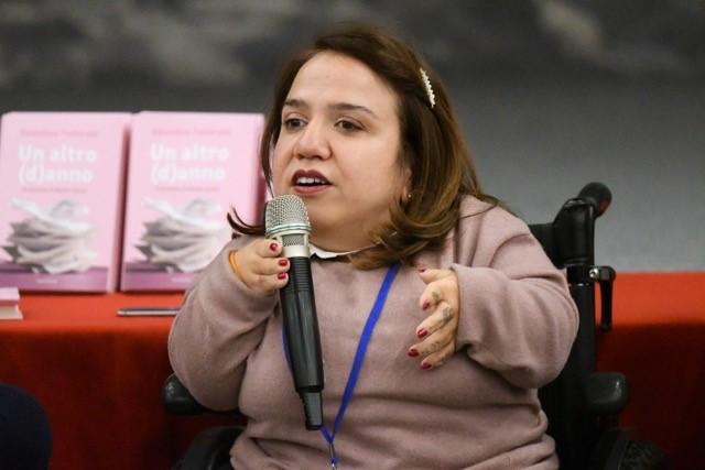 Valentina Tomirotti, Foto Gian Spagnolo