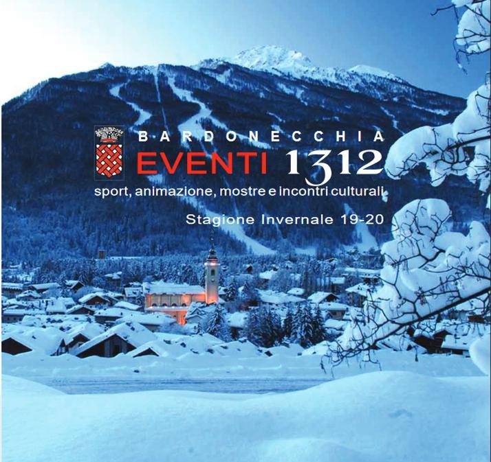 CALENDARIO EVENTI INVERNO 2019/2020